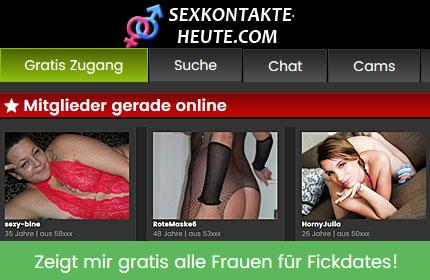 Heute Sexkontakte